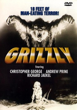 Grizzly movie in Uilyam Girdler filmography.