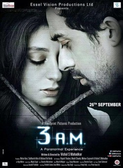 3 AM: A Paranormal Experience is the best movie in Salil Acharya filmography.