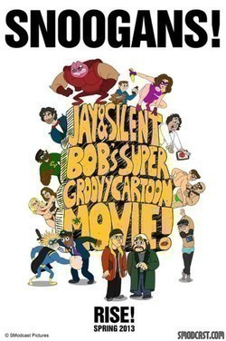 Jay and Silent Bob's Super Groovy Cartoon Movie movie in Kevin Smith filmography.