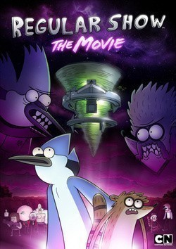 Regular Show: The Movie movie in Roger Craig Smith filmography.