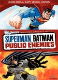 Superman/Batman: Public Enemies movie in Robert Patrick filmography.