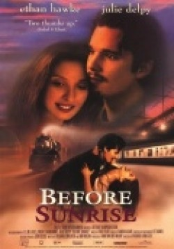 Before Sunrise movie in Richard Linklater filmography.