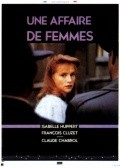 Une affaire de femmes movie in Claude Chabrol filmography.