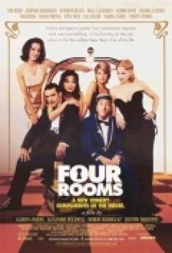Four Rooms movie in Robert Rodriguez filmography.