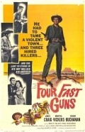 Four Fast Guns movie in Edgar Buchanan filmography.