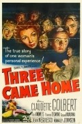 Three Came Home is the best movie in Sessue Hayakawa filmography.