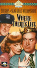 Where There's Life movie in William Bendix filmography.