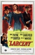 Larceny movie in Shelley Winters filmography.